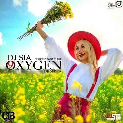 دانلود پادکست دی جی سیا اکسیژن 9 از دی جی سیا